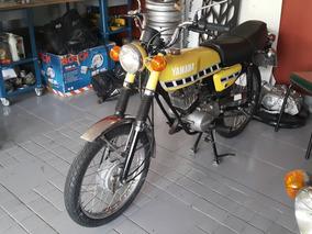 Yamaha Rd 75 1975 Doc 2019 , Só Andar