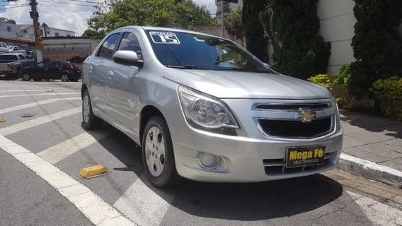 Chevrolet Cobalt Lt 1.4 8v Flex Manual Completo 2015