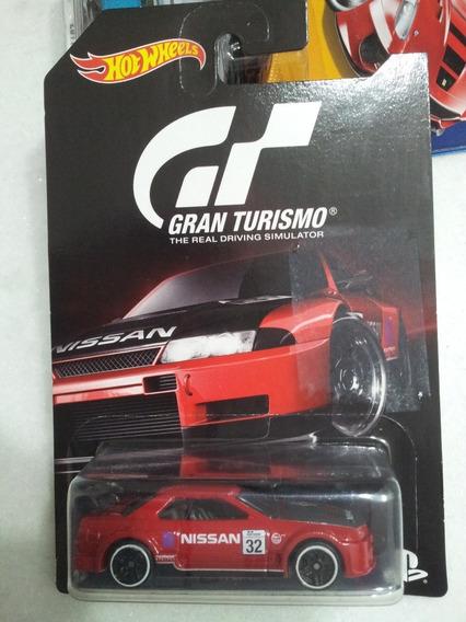 Hot Wheels Nissan Skyline Gt-r R32 Playstation Gran Turismo