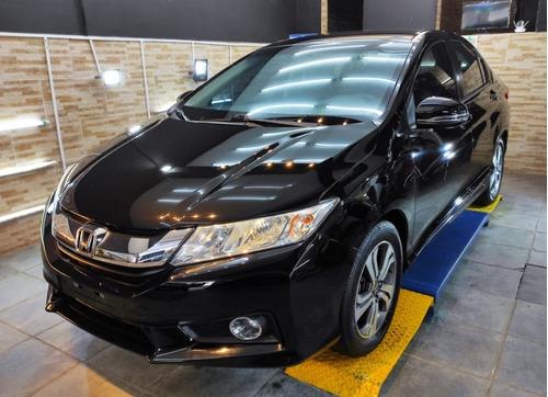 Imagem 1 de 8 de Honda City 2016 1.5 Lx Flex Aut. 4p