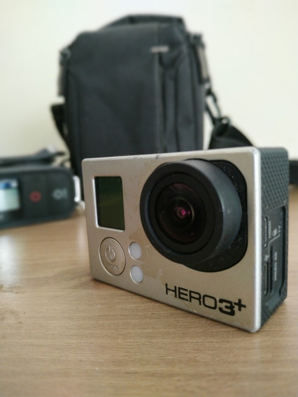Gopro Hero 3+ Black Edition + Acessórios