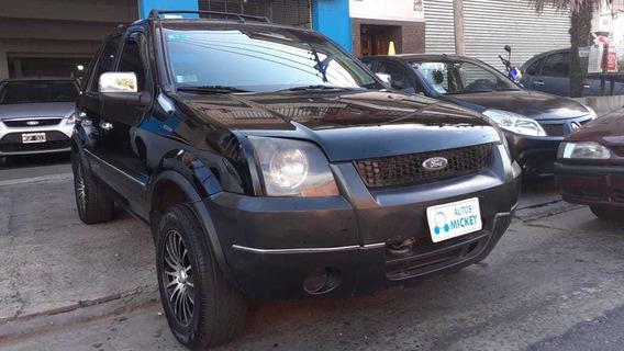 Ford Eco Sport 5 Puertas Xls 1.6 Nafta Negra 171000 Km