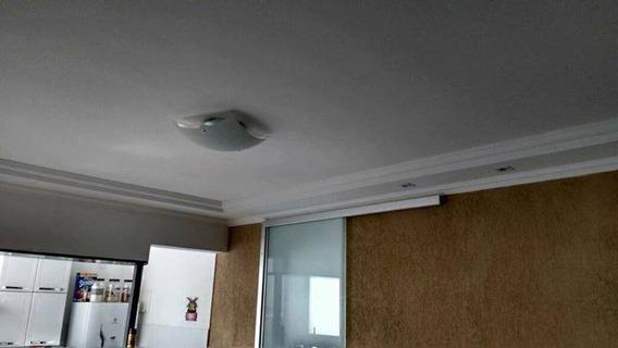 Apartamento Com 2 Quarto E 1 Banheiro, Sala Para 2 Ambientes