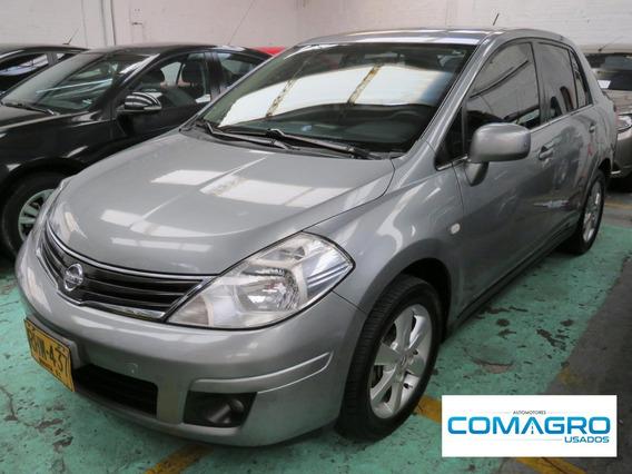 Nissan Tiida 1.8 Premium Sedán Aut.2012 Rhw437