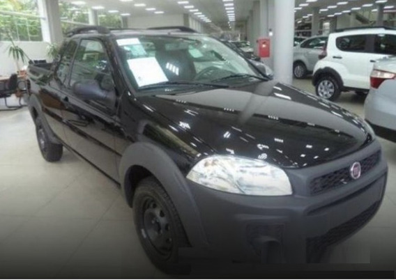 Fiat Strada 1.4 Hard Working Ce Flex 2p Completo 0km2019