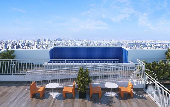 Apartamentos Studios De 30,0m² No Bairro De Vila Mariana.