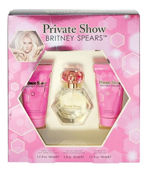 Kit Britney Spears - Private Show