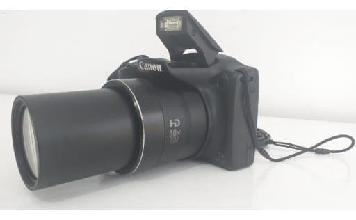 Camera Fotografica Canon Sx400is +carregador+cartão8gb