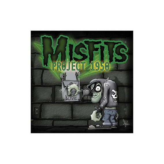 Misfits Project 1950 Expanded Edition Importado Cd