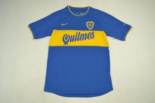 Camisa Boca Juniors Libertadores 2000 Riquelme 10