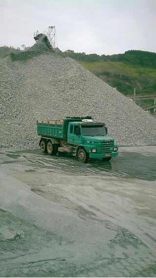 Scania Scania 112 85 Traçado Caçamba Mec 113