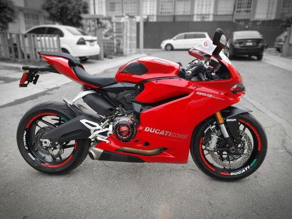 Ducati Panigale Corse 959cc 2018 Para Exigentes