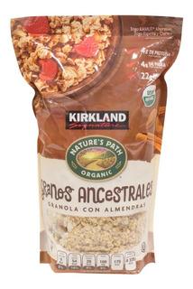 Granola Almendra Nature´s Path Orgánico 1kg Kirland