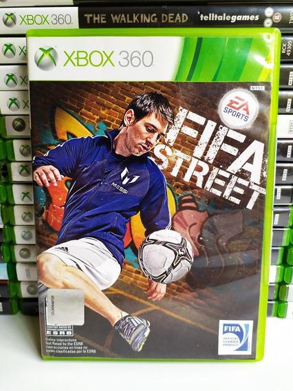 Fifa Street - Xbox 360 - Original