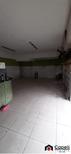 Imagem 1 de 10 de Salão Comercial - Assunção - 5176