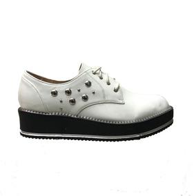 236d5662 Lindo Zapato Blanco - Zapatos de Mujer en Mercado Libre Chile