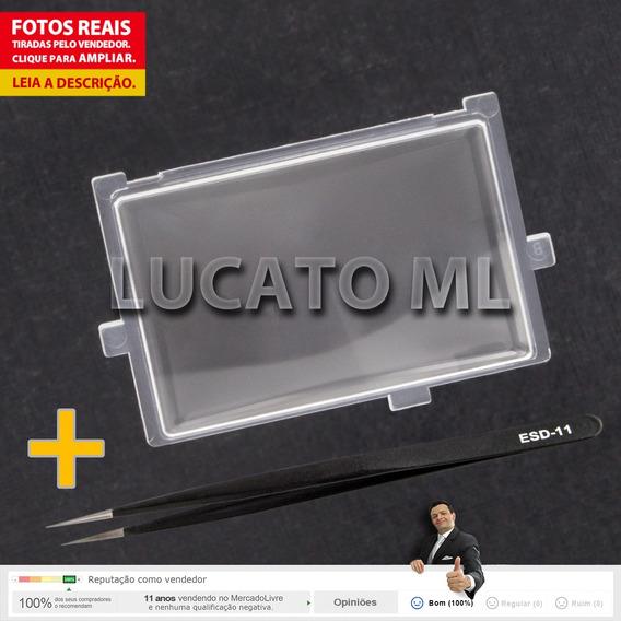 Despolido P/ Canon T6i T7i Tela Foco + Pinça Esd-11 12x S/j