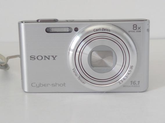 Camera Fotográfica Digital Sony W730 Barata Oferta+ Brindes