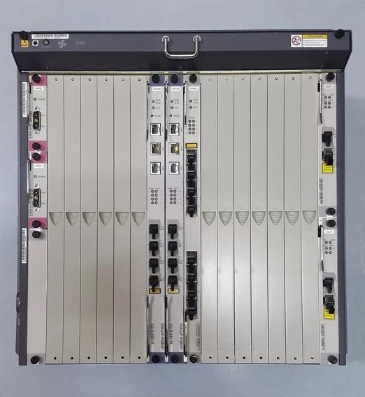 Olt Huawei 21 Ma5680t 16 Pon C+ 10gb