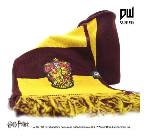 Bufanda Oficial De Harry Potter - Griffindor