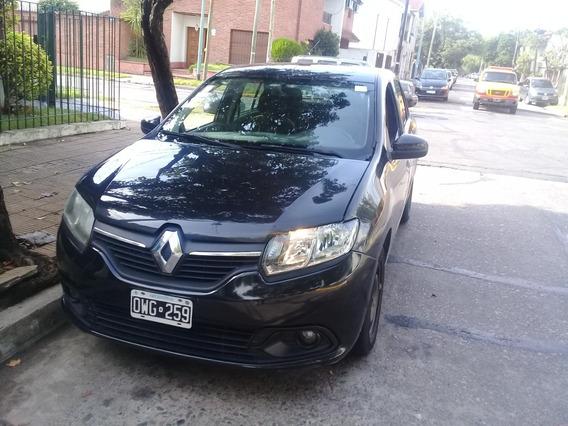 Renault Logan 2 2015 Gnc/nafta (tapa Y Distribucion Hecha)