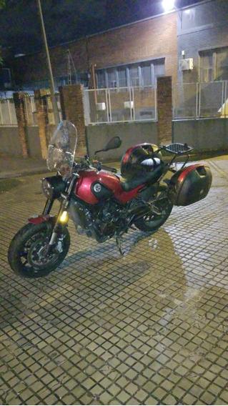 Banelli Leoncino 500 Cc.