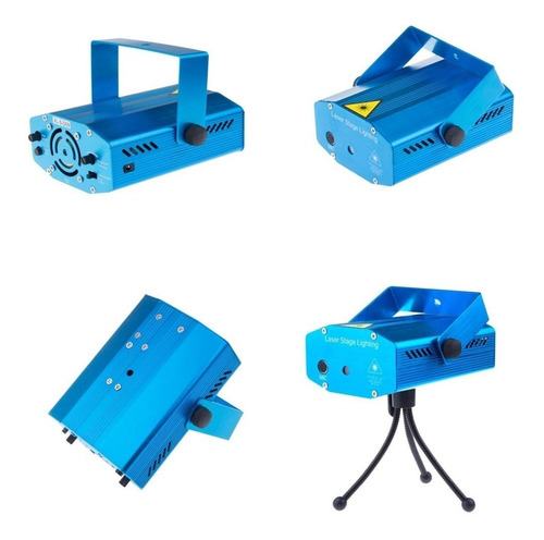 Mini Proyector  Portatil Luces Sicodelicas