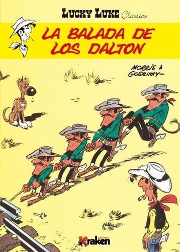 Imagen 1 de 3 de Lucky Luke La Balada De Los Dalton, Morris, Kraken