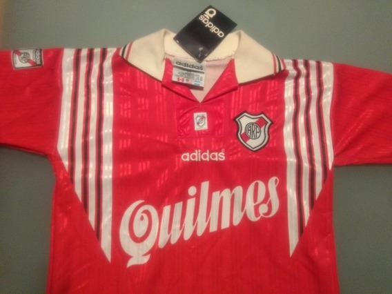 Camiseta River 1996 Suplente En Cuotas Sin Interes!!!!