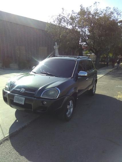 Hyundai Tucson 4x4 Motor Nuevo
