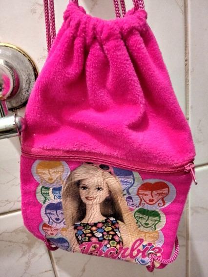 Bolsa Infantil Da Marca Barbie