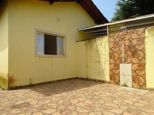 Casa Residencial À Venda, Jussara, Mongaguá. - Ca0473