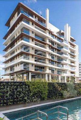 Apartamento 132 M2 3 Suítes 4 Vagas A Venda No Água Verde Rua Coronel Dulcídio - Ap2845