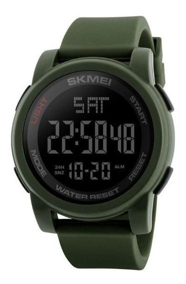 Reloj Skmei Digital Contra El Agua Deportivo Sumergible 1257