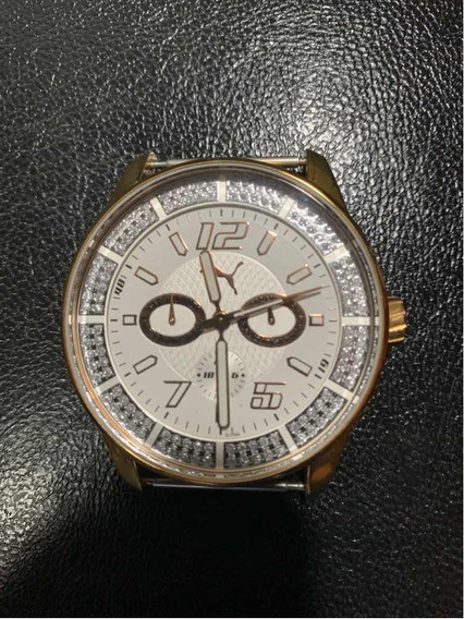 Relógio Puma Original Analógico - Sem Pulseira E Sem Bateria