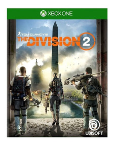 The Division 2 - Tom Clancy´s - Xbox One - 25 Dígitos - Imed