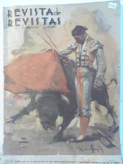 Libros Taurinos Revista De Revistas Tauromaquia Toros