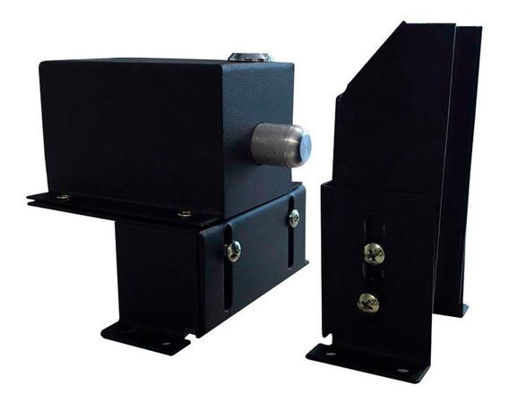 Trava Portao Automatico Basculante Eletronico Com Suporte