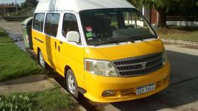 Camioneta Escolar Foton Con Permiso Escolar !!!!!!!!!!!!
