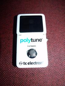 Pedal Tc Electronic Polytune Afinador