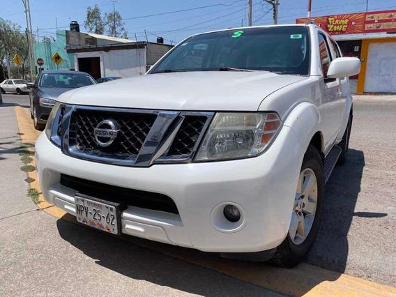 Nissan Pathfinder 2008 Se Piel P/arrastre Premium 4x2 At