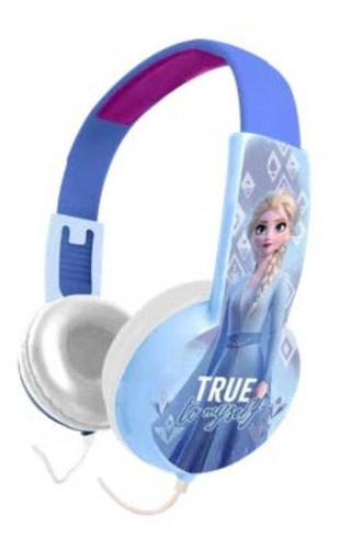 Audifono De Niña Frozen 2 Elsa Multidispositivo - Revogames