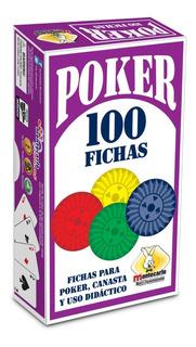 Fichas Poker Montecarlo Nuevo
