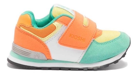Zapatillas Kioshi Leko Bebe Niños Niñas Varios Colores