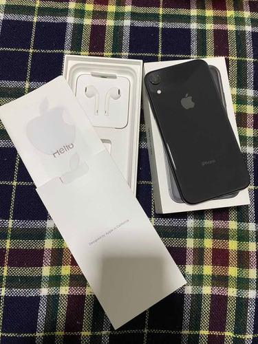 Celular iPhone XR Black,