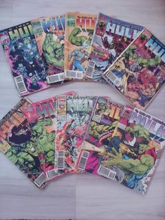 O Novo Incrível Hulk Lote 10 Gibis Do 147 Ao 154 + 157 E 158