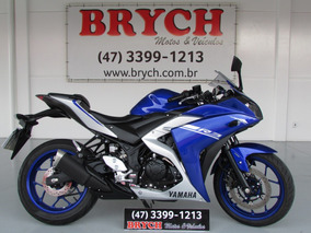 Yamaha Yzf-r3 320 Abs 4.781km 2018 R$22.900,00