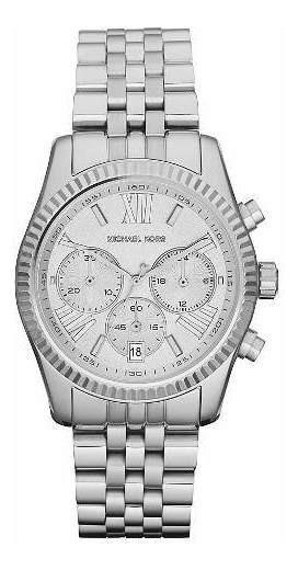 Relógio Luxo Michael Kors Lexington Mk5555 Original