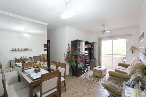 Apartamento Com 3 Dormitórios À Venda, 72 M² Por R$ 340.000 - Jardins De Bragança - Bragança Paulista/sp - Ap0052