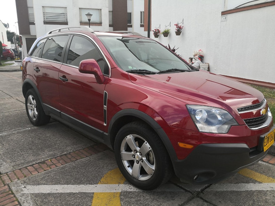 Chevrolet Captiva Sport 2017